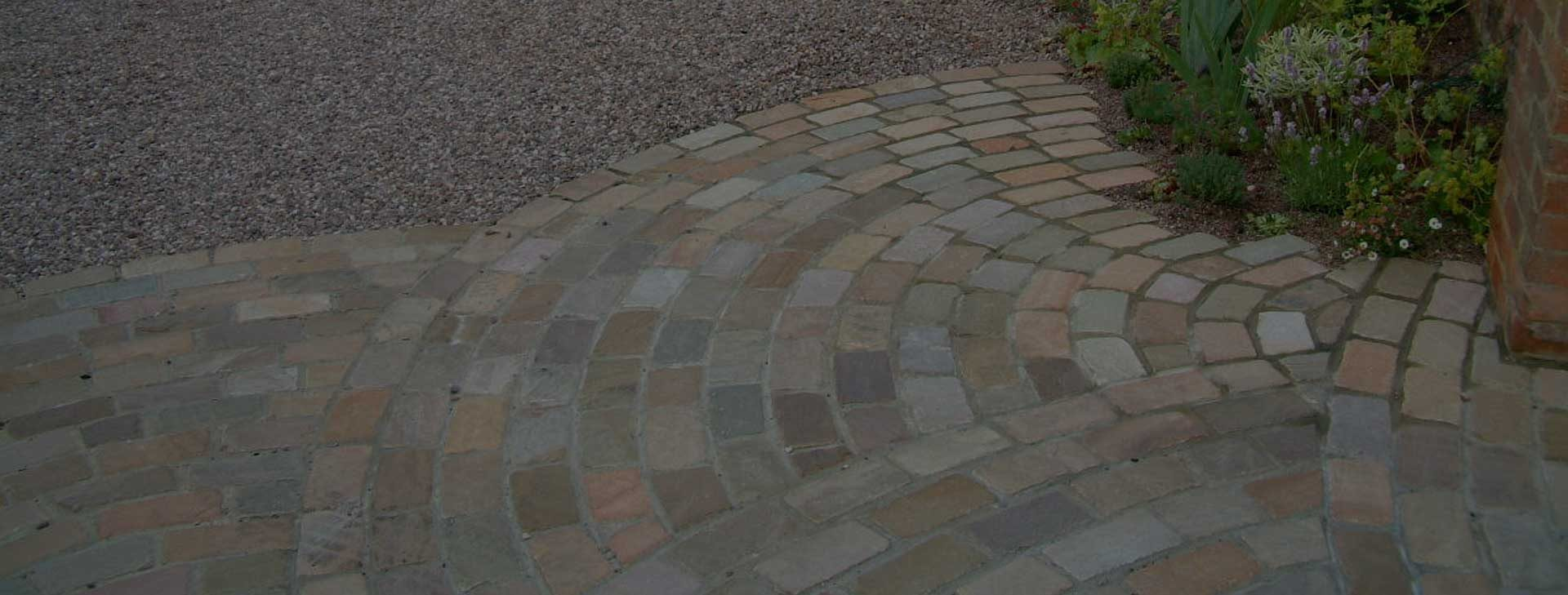 We provide landscaping services since 1991