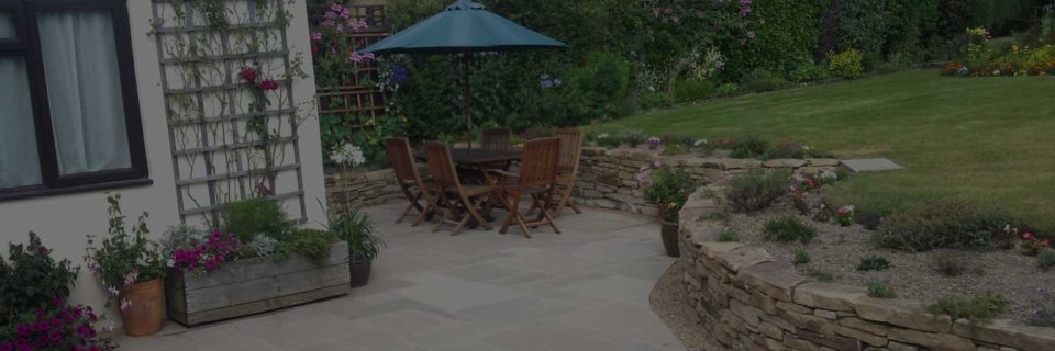 Bespoke garden design