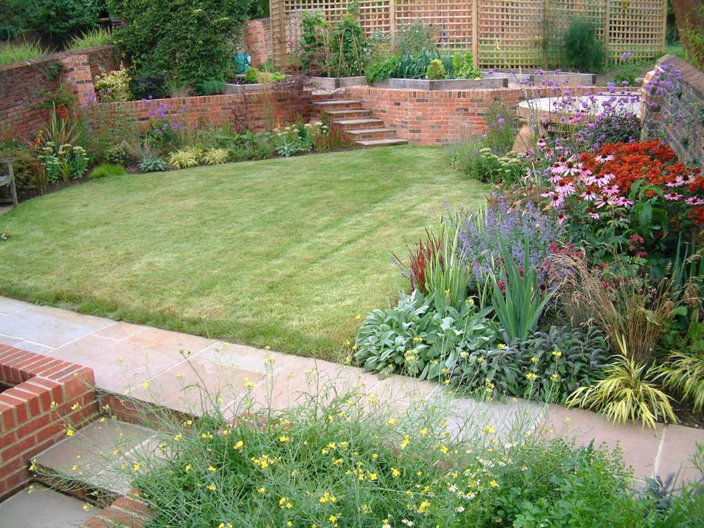 Complete garden makeover manor landscapes for Garden makeover