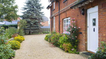 adding kerb appeal to increase the value of your property