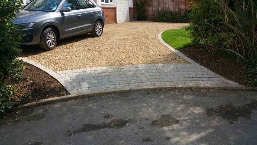 off street parking to add to kerb appeal
