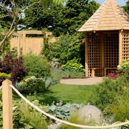 garden built by manor landscapes