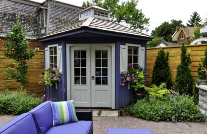 garden office to allow working from home